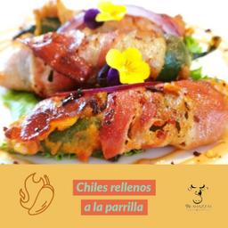 Chiles Jalapeños Relleno