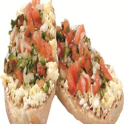 Mollete Salado