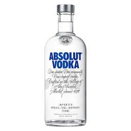 Absolut Azul 700 ml