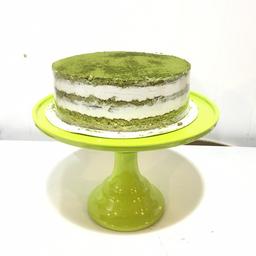 Matcha & Greek yogurt Cake