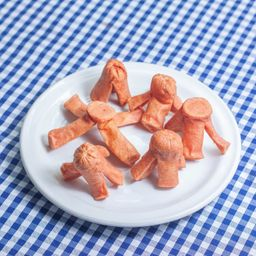 Salchichas Fritas