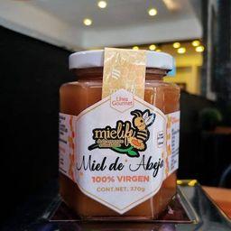 Miel organica 370 gr.