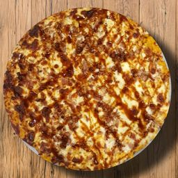 Mac & Cheese Pizza Grande