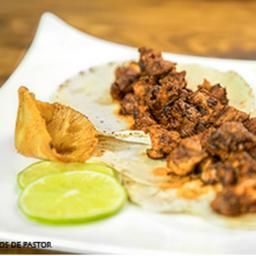 Tacos Al Pastor 180 Gr, 4a5 Tacos