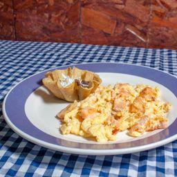 Combo Huevos Chorizo