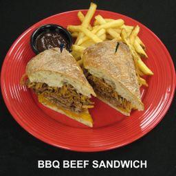 BBQ Beef Sándwich