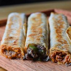 Combo 3 Burritos