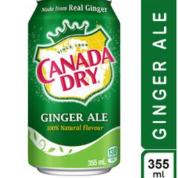 Canada Dry Ginger Ale 350 ml