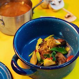 Sopa de la Marquesa