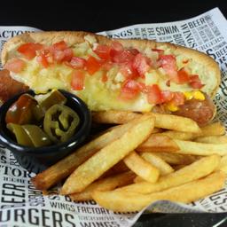 Hot Dog Cheesedog