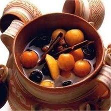 Ponche de Frutas Decembrino