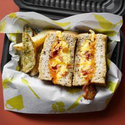 Breakfast Sándwich