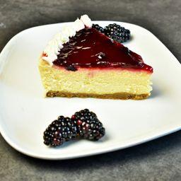 Cheesecake con Blueberry