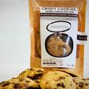 Gluten free crispy cookies chocolate chip