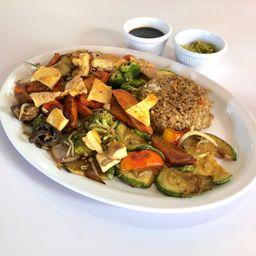 Tepanyaki Pollo