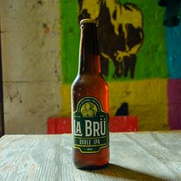 Cerveza Artesanal Bru Doble Ipa