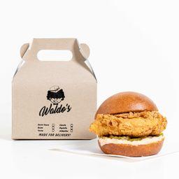 Waldo's Chicken Sándwich