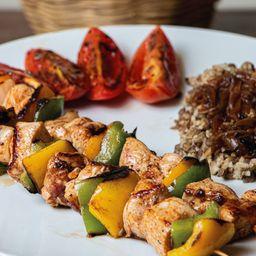 Kebab Shish Taouk & Pollo