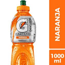 Gatorade Naranja 1l