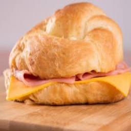 Croissant Jamón Pavo
