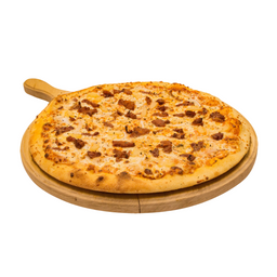 Pizza monstruo al pastor