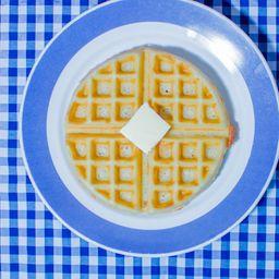 Waffle Cajeta O Nutella
