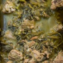 Kilo Cerdo en Salsa Verde con Verdolagas