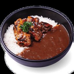 Curry Teriyaki de Pollo