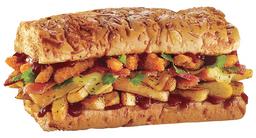 Pollo BBQ Crunch 30 CM
