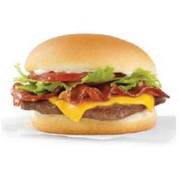 Hamburguesa Jr. Bacon Cheese