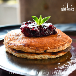 Pancake de Camote