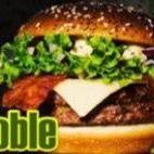 Hamburguesa Doble