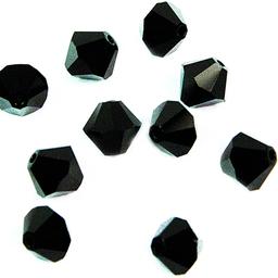 Trompo Checo Color 10 mm 144 U Negro