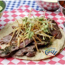 Tacos Top Sirloin Orden (3)