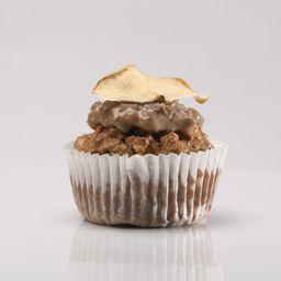 Cupcake Integral Manzana con Splenda