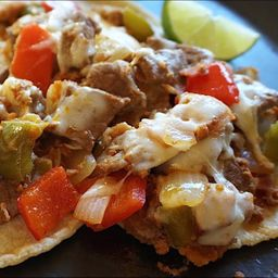 Burrito de Arrachera de Res