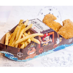 Combo Pirate Kids Chicken Trips