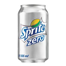 Sprite Zero lata 355 ml.