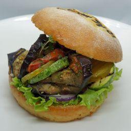 Burger Ratatouille