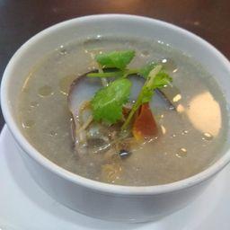 Sopa de Almeja