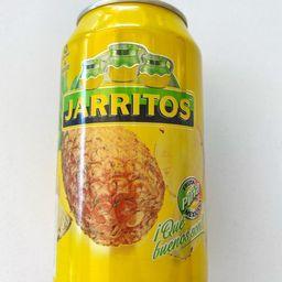 Jarrito de Lata Sabor Piña 355 ml