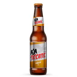 Cerveza Tecate Ambar  325ml