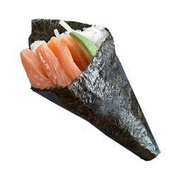Temaki de Salmon