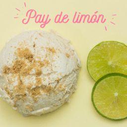 Helado Pay de Limón