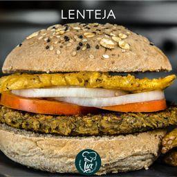 Hamburguesa de Lenteja (150 Gr)