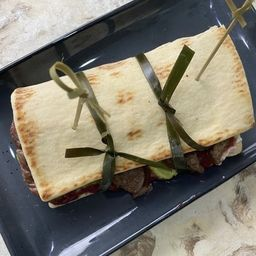 Wrap Mexicano de Arrachera
