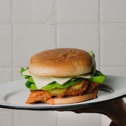 Búfalo Chicken Sandwich