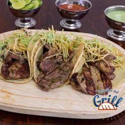 Tacos Arrachera Orden (3)