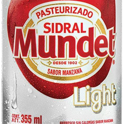 Sidral Mundet Light 355 ml