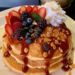 Hot Cakes Berries